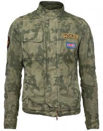 Manx Rebel Jacket