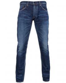 Jeans Vintage 3D Wash