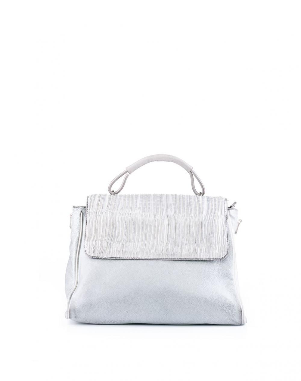 Handtasche Carmel Plisse