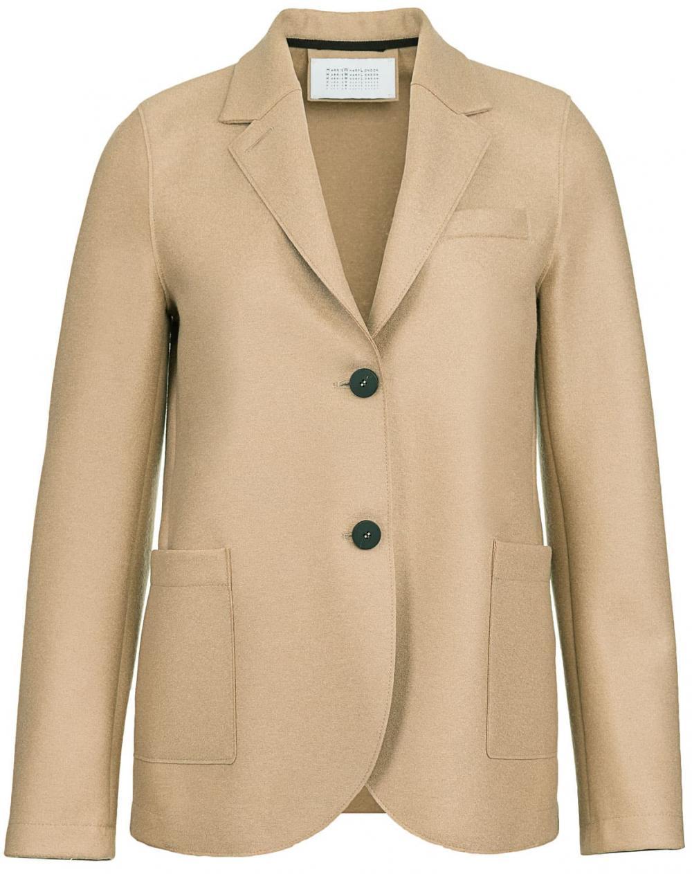 Blazer Light Pressed Wool