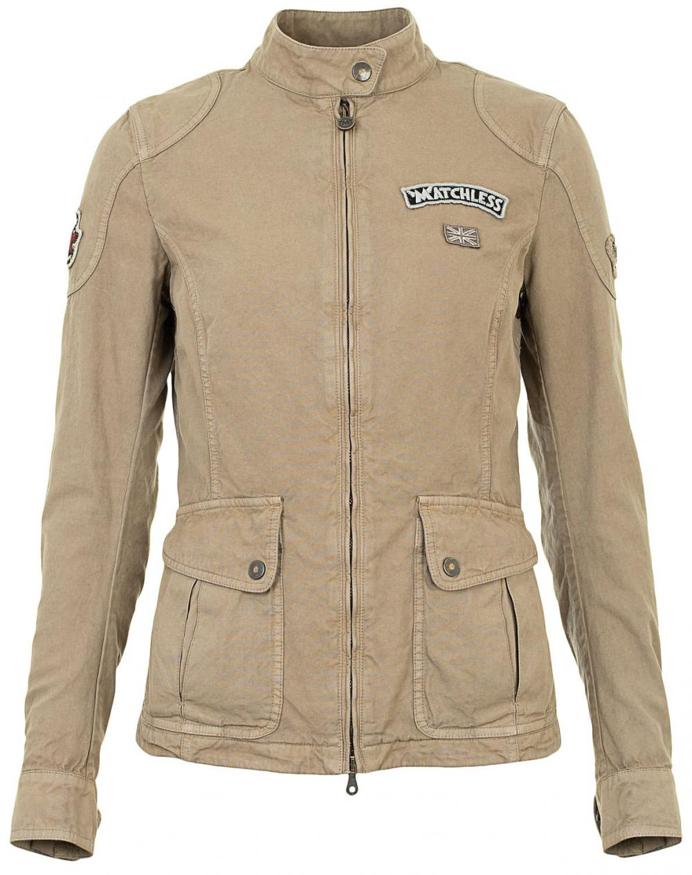 Mick Rebel Jacket