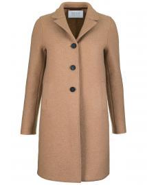 Boxy Coat Boiled Wool