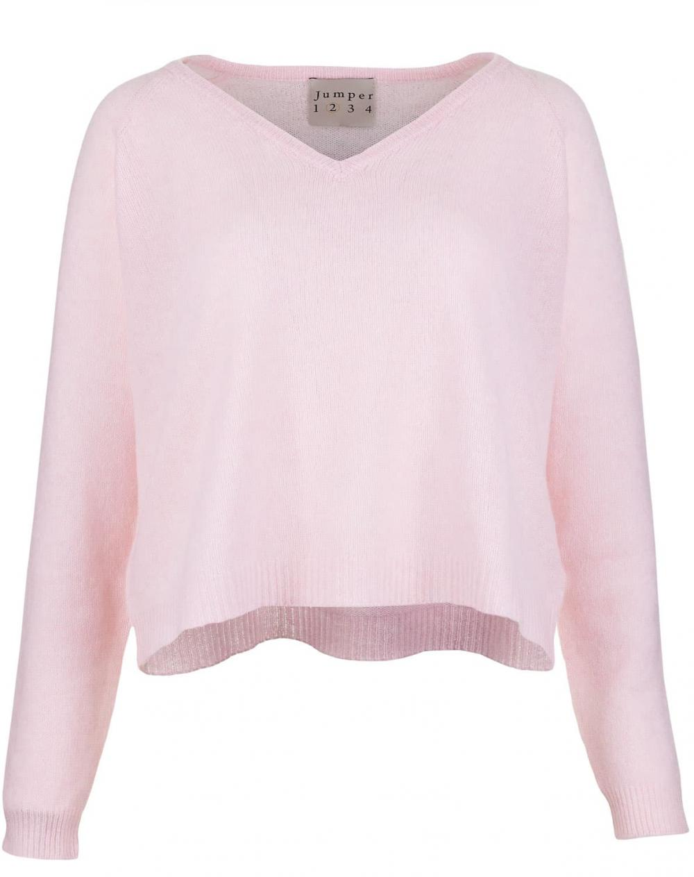 Cashmere Pullover Vee