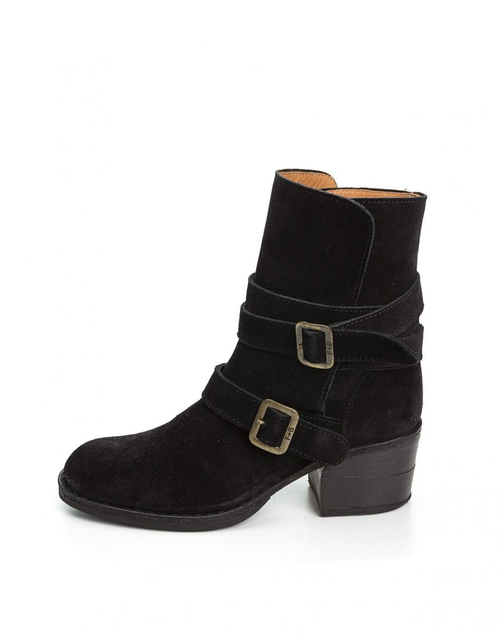 Stiefelette Tempest Toky