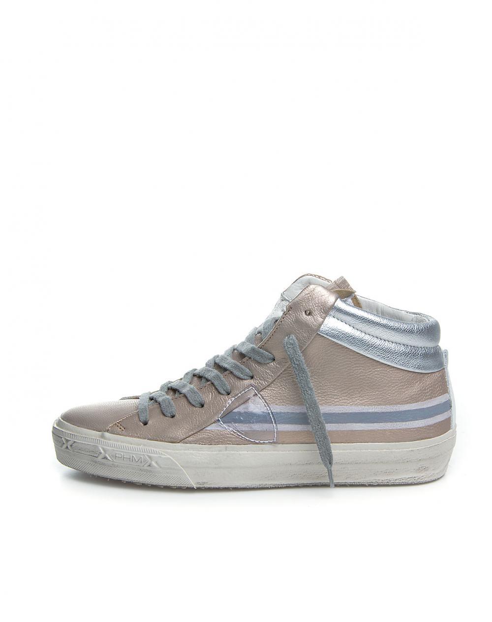 Sneaker Middle Alta