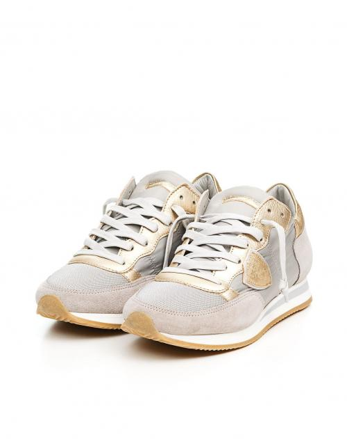PHILIPPE MODEL Sneaker Tropez Grau   STAKKS c82ade1fee