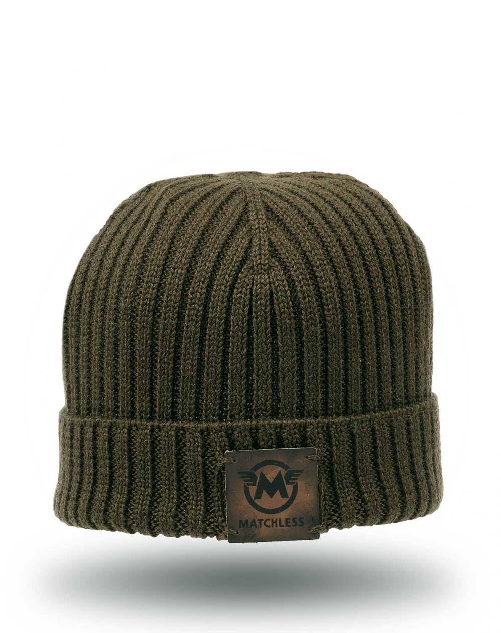 Mütze Basic Wool