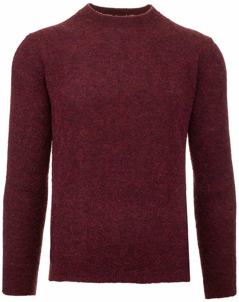Pullover Boucle