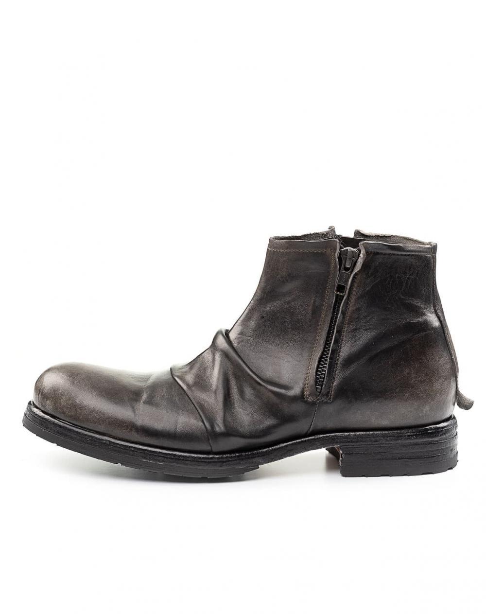 Boot Horse Oliva Caos