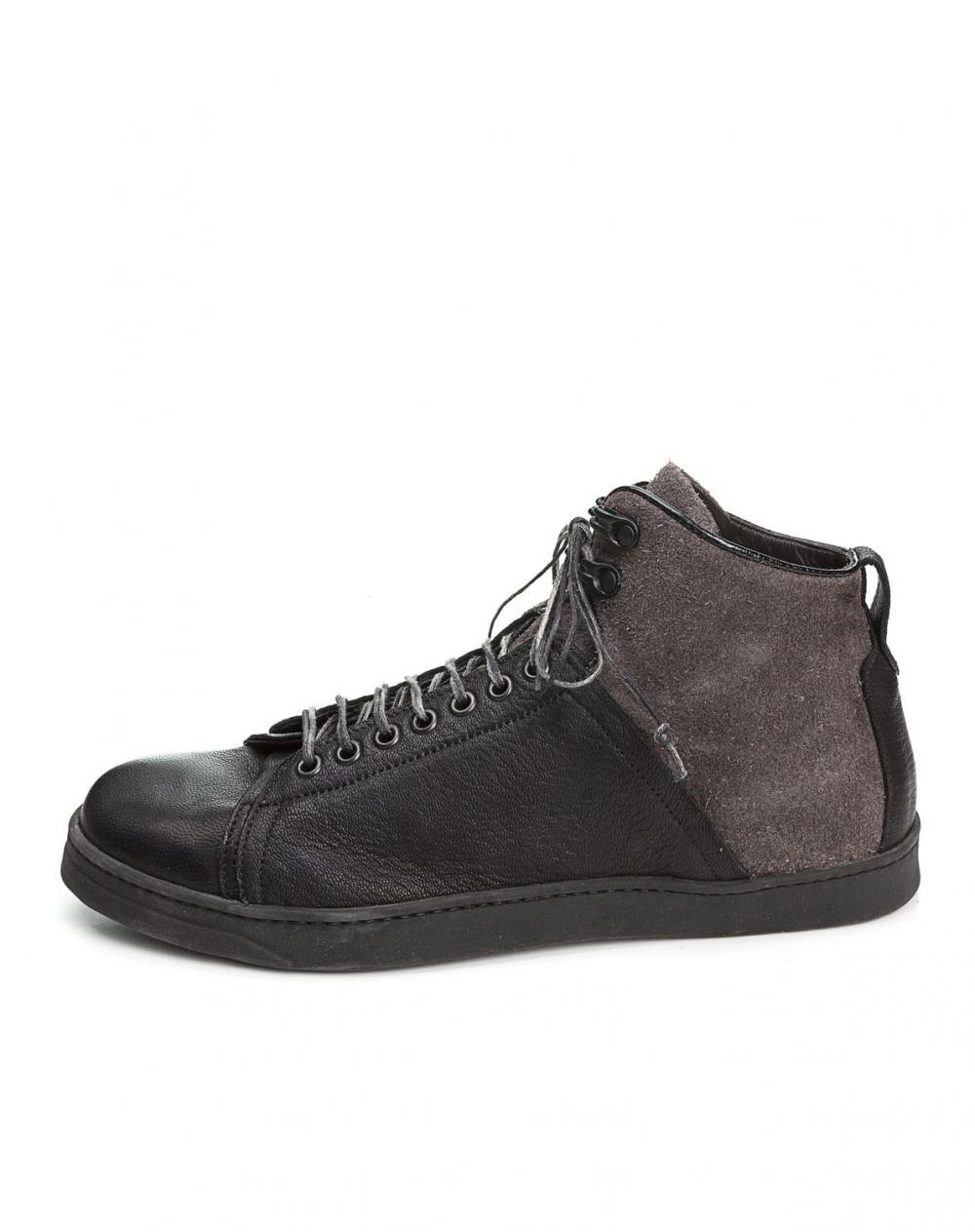 Schuh Everest Nero Split