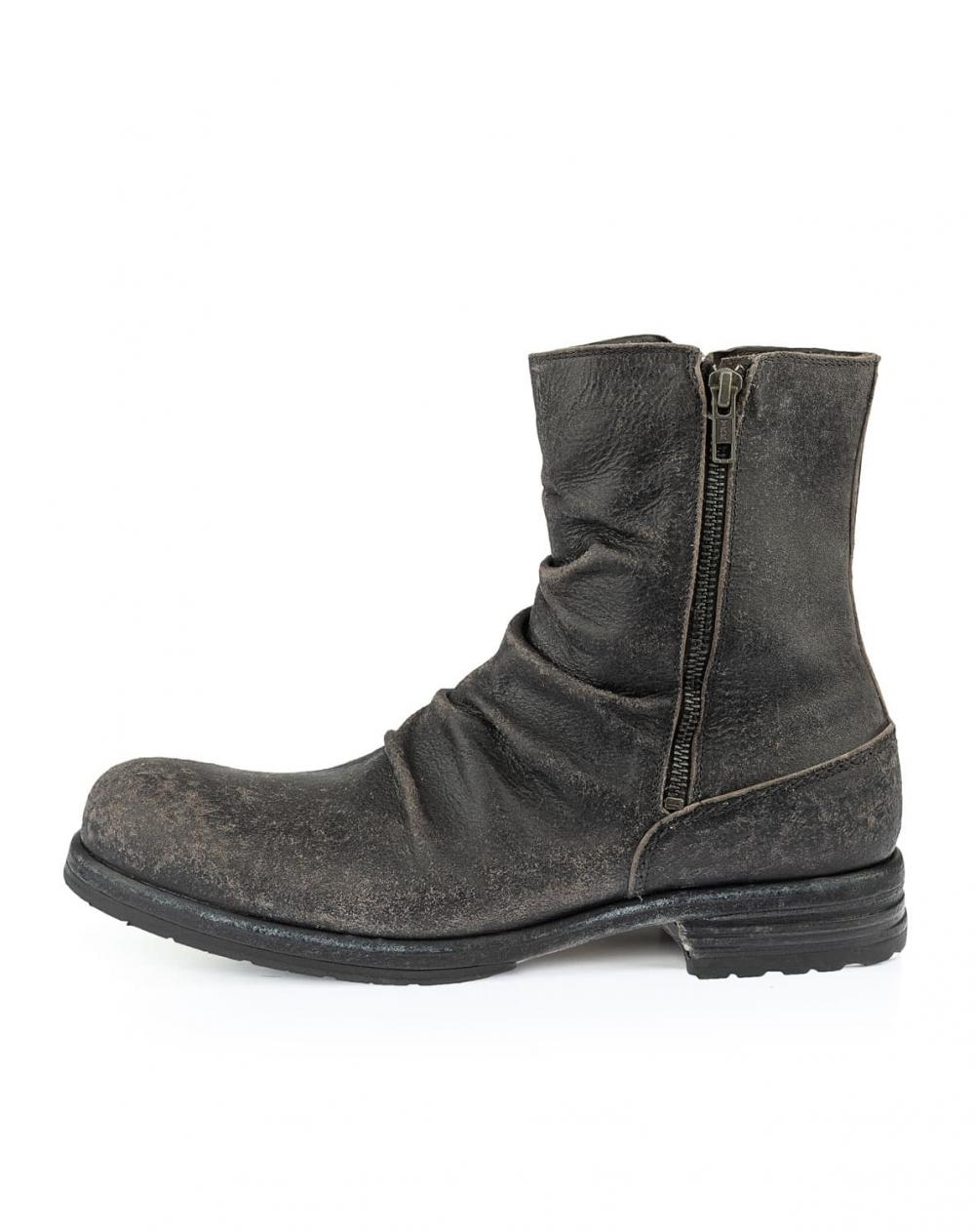 Boot Horse Front Washed