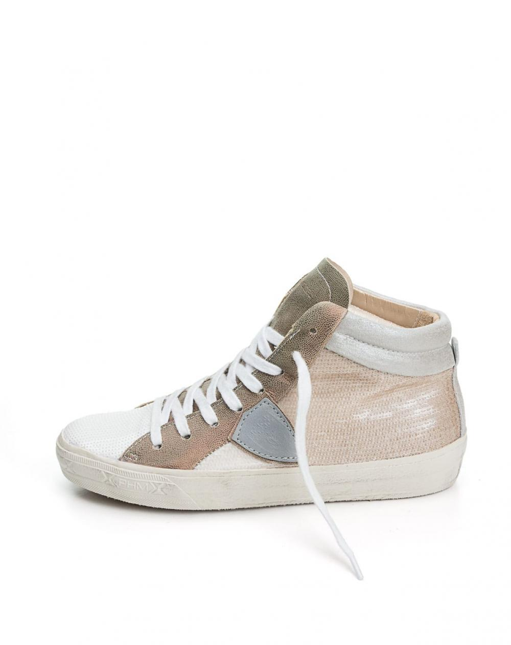 Sneaker Middle Alta