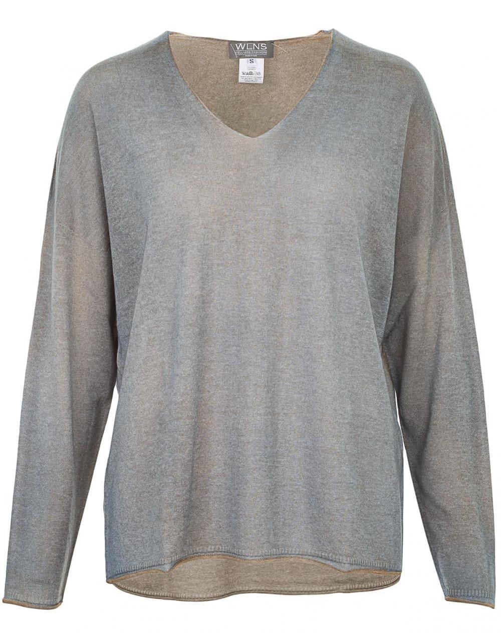 Cashmere Pullover V-Neck