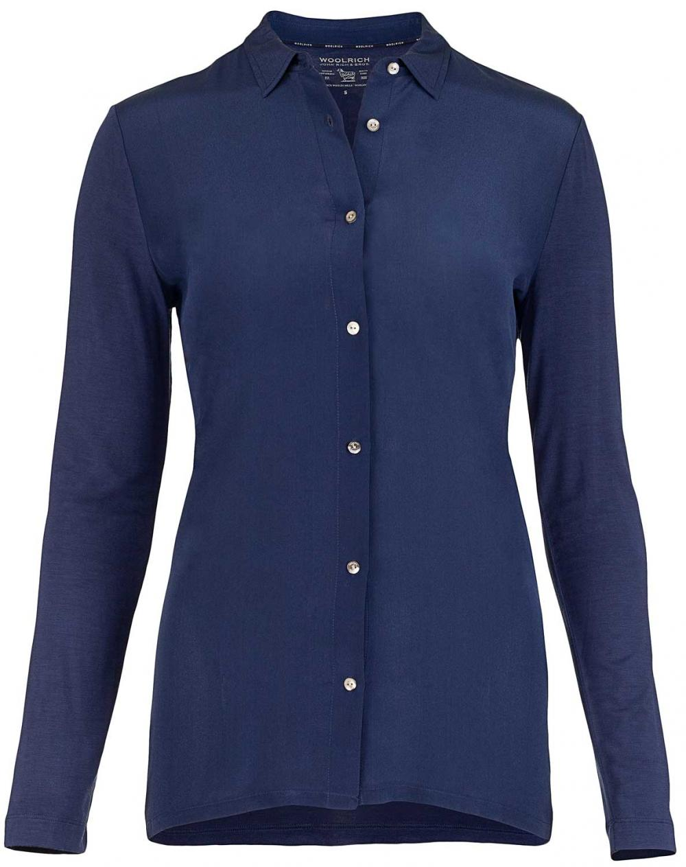 Bluse Silk Jersey