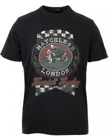 T-Shirt Tourist Trophy Patch