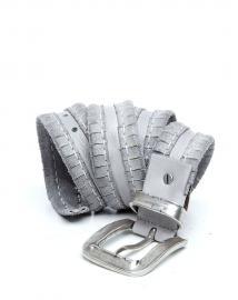 Gürtel Leder Stitched