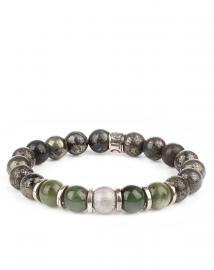 Armband Meteorit Jade