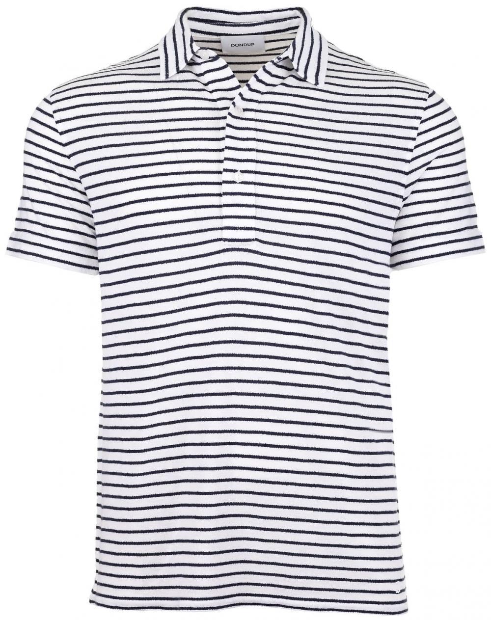 Poloshirt Stripe