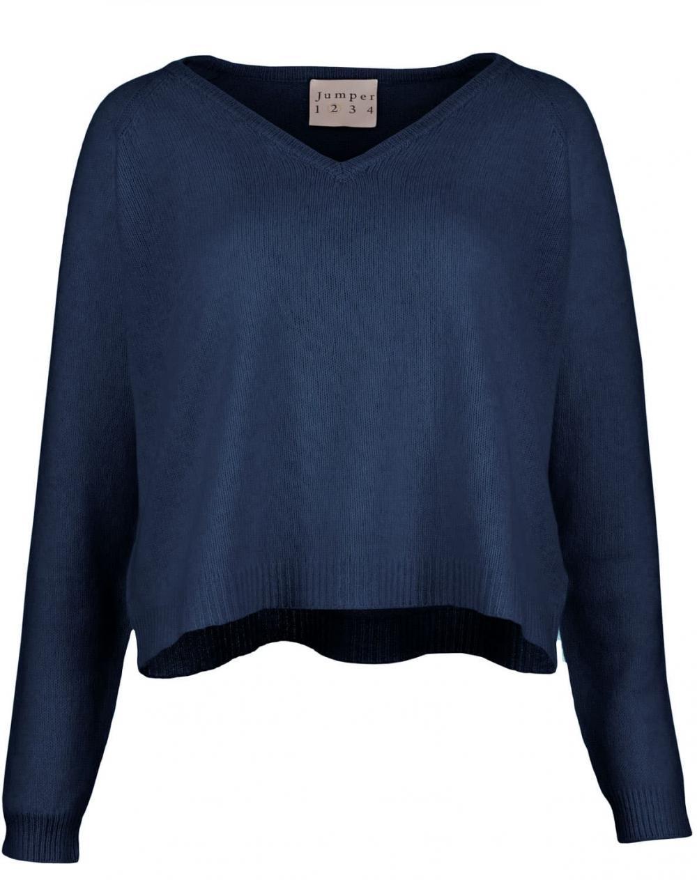 Cashmere Pullover Vee