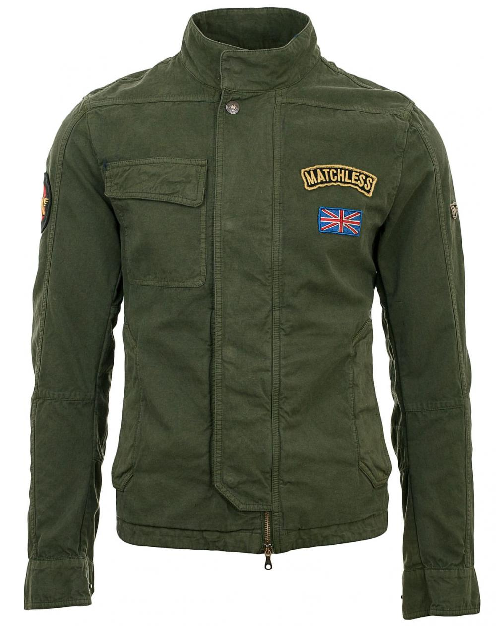 Manx Rebel Jacket