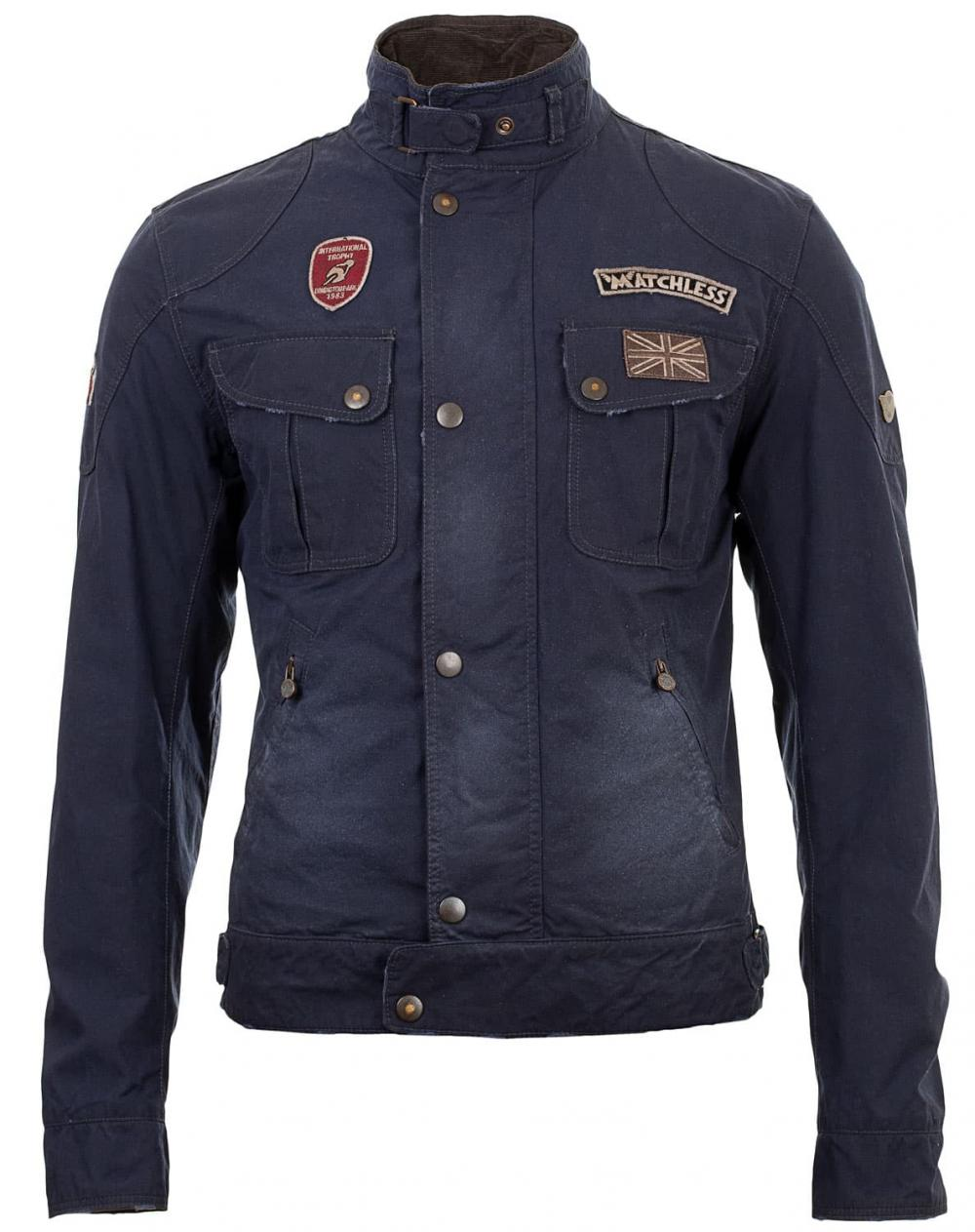 Viney Rebel Blouson Patch