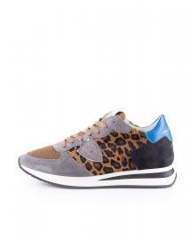 Sneaker Tropez Leopard