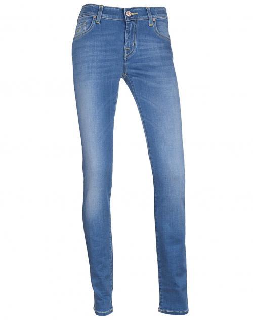 jacob cohen jeans slim susan hellblau stakks. Black Bedroom Furniture Sets. Home Design Ideas
